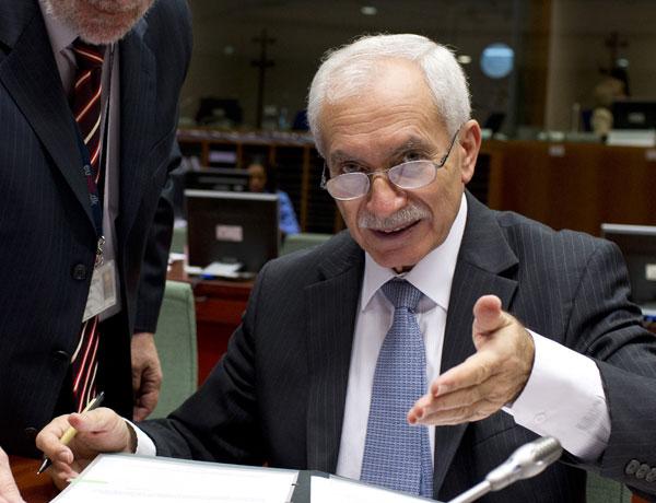 The minister of Finance, mr. Vassos Siarli