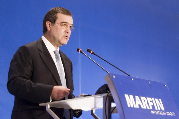 Ο πρόεδρος της MIG, Ανδρέας Βγενόπουλος.